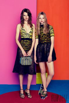 House of Holland Cruise 2015 - Ready-to-Wear