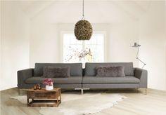 """Komfortables Speisesofa """"320"""" von ygg&lyng aus Norwegen"""