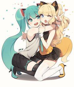 Miku & SeeU