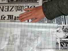 beschichtete Baumwolle selbst machen