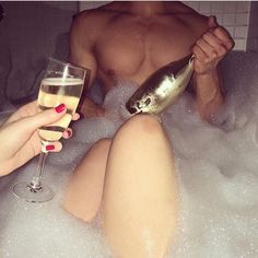 The best: dating a girl who likes champagne