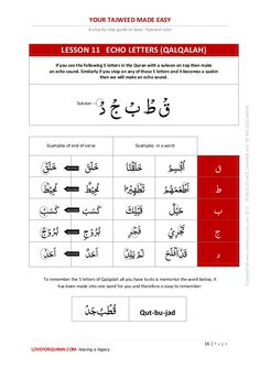 A step by step guide to basic Tajweed rules Alphabet Activities, Book Activities, Teaching Resources, Spanish Language Learning, Learning Arabic, How To Read Quran, Tajweed Quran, Rules For Kids, Islam For Kids