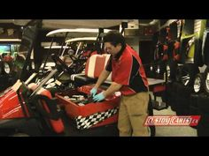 Golf Cart tutorial Battery Check up