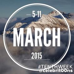 """""""#TenthWeek #March #Marzo #2015  A partir de vuestros """"Me gusta"""" os dejo, en 15"""", lo que más habéis destacado de la galería, publicado esta última semana.…"""""""