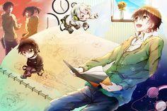 Tags: Anime, Sunflower, Yellow Flower, Kagerou Project, Kokonose Haruka, Dark Konoha, Pixiv Id 9459767