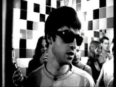 April 24th (1995): Some Might Say, Oasis. Oasis released 'Some Might Say' which went on to give the band their first UK No.1 single. The planned promo video for the song was cancelled due to Liam not turning up for the shoot. Instead, a makeshift video was created using footage from the 'Cigarettes & Alcohol', US 'Supersonic' and UK 'Whatever' videos.  http://www.thisdayinmusic.com