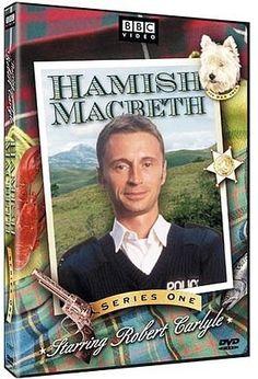 British TV Series - Scotland's Constable Hamish Macbeth
