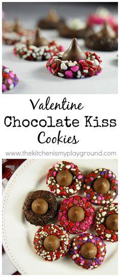 Dessert de St Valentin simple et chocolaté!