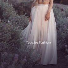 3 Layers Maxi Long Skirt Soft Tulle Skirts Wedding Bridesmaid Tutu Skirt Ball Gown Plus Size Faldas Saias Femininas Jupe 2015(China (Mainland))