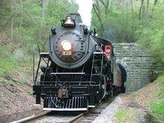 .Steam Locomotive