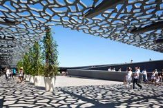 Museum of European and Mediterranean Civilisations Marseille MUCEM