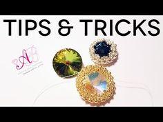 4. Tips & Tricks Come incastonare rivoli di dimensioni diverse con la tecnica Raw - YouTube