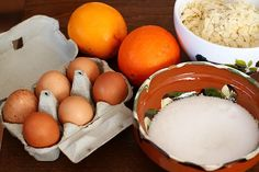 Prajitura fara faina cu portocale si crema philadelphia | Rețete - Laura Laurențiu Cupcake Cookies, Cupcakes, Philadelphia, Good Food, Gluten, Sweets, Eat, Breakfast, Projects