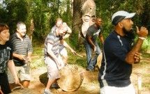 Book your teambuilding activity today with All Out Adventures in the Drakensberg, KwaZulu-Natal - Dirty Boots