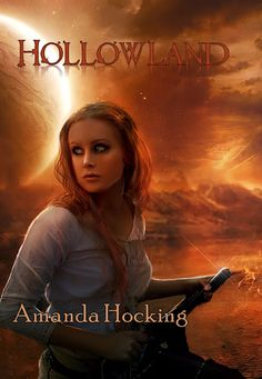 Hollowland by Amanda Hocking. Again, she is one of my favorite authors I love ALL of her books! This particular series is about a zombie apocalypse; woot woot!;)