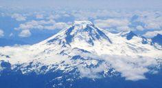 Mount Baker/USA   Fotografei voltando para o Brasil