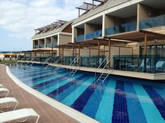 Blick Haupthaus/Pool  - Club Magic Life Jacaranda Imperial
