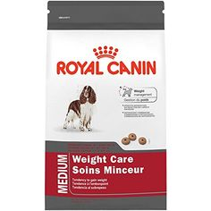 ROYAL CANIN SIZE HEALTH NUTRITION MEDIUM Weight Care dry dog food 30Pound -- Learn more by visiting the image link. This is an Amazon Affiliate links.