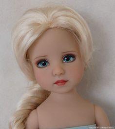 Новый молд 4 Little Darling / Коллекционные куклы Дианы Эффнер, Dianna Effner / Бэйбики. Куклы фото. Одежда для кукол