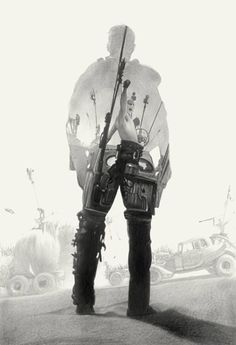 Mad Max illustration by Greg Ruth Mad Max Tattoo, Tom Hardy Movies, Dc Comics, The Road Warriors, Mad Max Fury Road, Film Inspiration, Tattoo Inspiration, Post Apocalypse, Film Serie