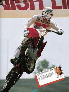 Johnny O'Mara - Vintage Honda Motocross - Mugen