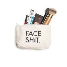 For your friend who puts all kinds of shit on their face:
