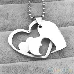 Like and Share if you want this  Women's Stainless Steel Double Layers Love Hearts Pendant Chain Necklace Jewelry 4POK     Tag a friend who would love this!     FREE Shipping Worldwide     Get it here ---> http://jewelry-steals.com/products/womens-stainless-steel-double-layers-love-hearts-pendant-chain-necklace-jewelry-4pok/    #cute_earrings