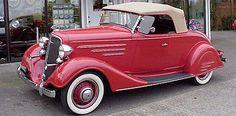 Chevrolet Roadster (1934)