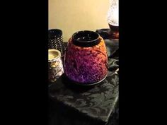 Scentsy Tiger Eye Warmer  - This is one of my many favs being released on March 1st! I cannot wait to get one for myself... what do you all think? Like it?? Wanna host a party and earn it FREE?? :) www.jenniferfry.scentsy.ca