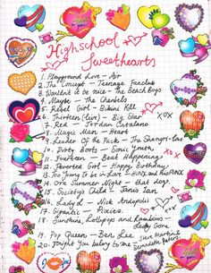 high school sweethearts playlist via rookie mag Music Mood, Mood Songs, New Music, Playlists, Music Recommendations, Arte Sketchbook, Journal Aesthetic, Song List, High School Sweethearts