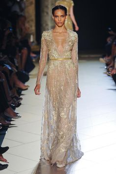 Alina A.: ELIE SAAB HAUTE COUTURE A/W 2012