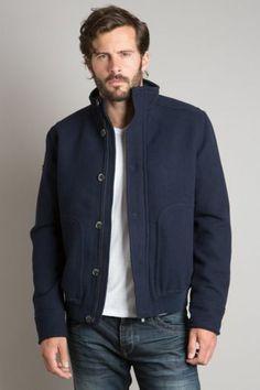 Sur Pepe Jeans socloz Theron Manteau Looks Masculins 6RtPzRxw
