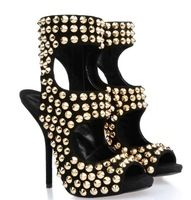 rivets boots
