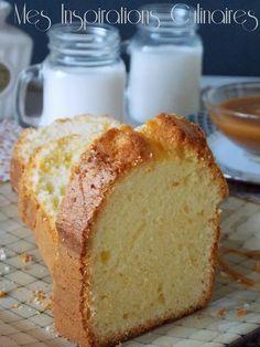Four quart Breton (the real recipe) - - Thermomix Desserts, No Cook Desserts, Dessert Recipes, Super Dieta, Gateau Cake, Vanilla Mug Cakes, Pound Cake Recipes, Brownie Cake, Food Cakes