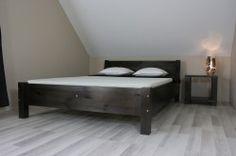 Łóżko drewniane Napoli / MEBLE MIGDAŁ™ http://www.meblemigdal.pl/lozka-drewniane-140x200