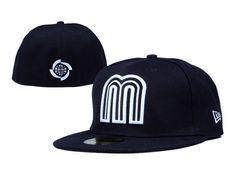 MLB Mexico Baseball Cap Embroidery Team logo Gorra de beisbol Fitted Hats Men & Women Sport Hat Sombrero