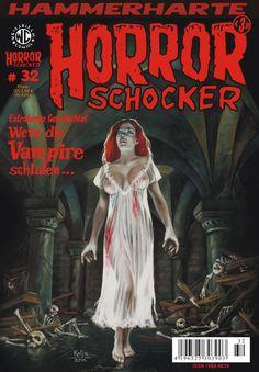 Cover for Horrorschocker (Weissblech Comics, 2004 series) #32 April 2013