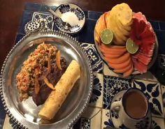 ** VIDEO ** Cuisine du monde : le petit déjeuner mexicain