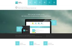 Square HTML5 Template