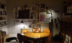 ilemas - Atelier Workshop, Space, Lighting, Home Decor, Atelier, Floor Space, Decoration Home, Room Decor, Work Shop Garage