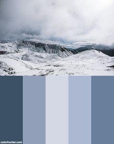 Alps In Austria Color Scheme from colorhunter.com