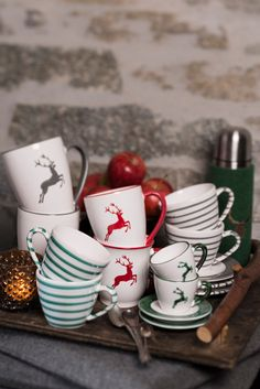 #Gmundner #Keramik #cups