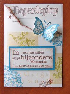 Ludiec birthday card