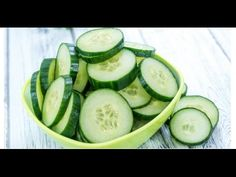 7-Day Cucumber Diet That Drops Pounds Very Fast – Green Healing Magazine