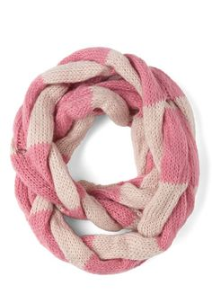 19d6bed1afa So Taffy Together Scarf in Strawberry