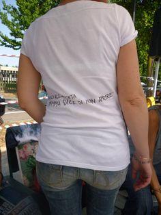 siamo noi Mens Tops, T Shirt, Fashion, Tee, Moda, La Mode, Fasion, Fashion Models, Tee Shirt