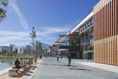 """Groupe-6 — """"La Caserne de Bonne """", multifonctionnal centre — Image 2 of 6 - Europaconcorsi"""