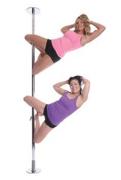 Dancing Pole Set: X-POLE X-SPORT Removable Static pole - X-POLE AUSTRALIA