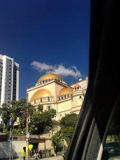 Catedral ortodoxa, bairro do Paraíso