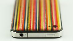 "Grove Skatebacks - Κάνει ""πλάτη"" στο iPhone 4/4s σου από απόβλητα skateboard"
